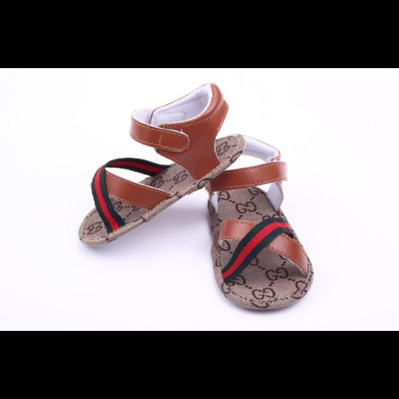 Gucci Shoes | Nwot Baby Girl Sandals 62